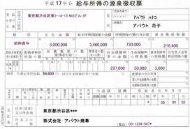 住宅ローン借り換え源泉徴収票