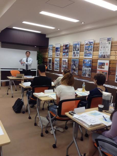 2014年7月27日住宅ローン診断士認定講習(大阪会場)